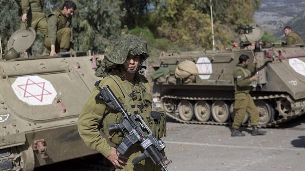 Israel Prepares for What Comes After Syria's Civil War
