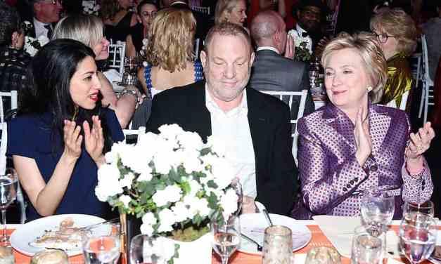 Harvey Weinstein Epitomizes Liberal Values