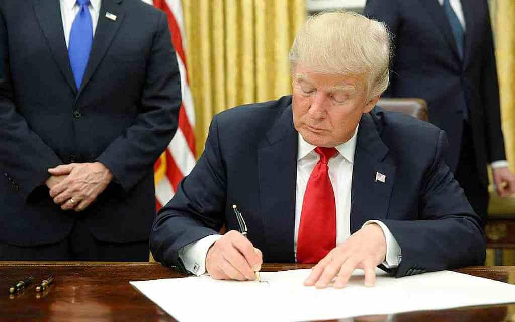 Trump Is Quietly Deregulating Everything