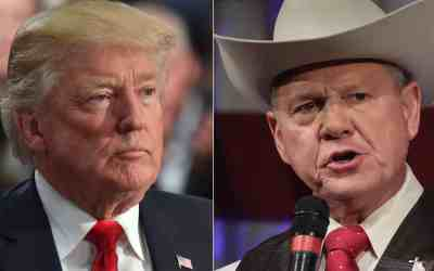 What Roy Moore's Loss Means, for Republicans and for Christians