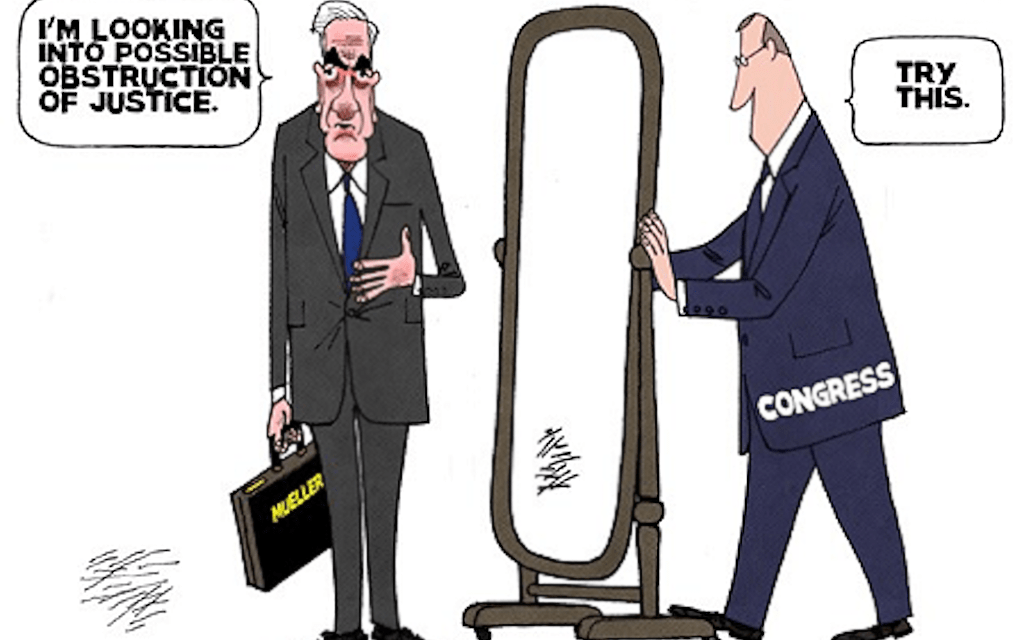 One Mueller Investigation Coincidence Too Many