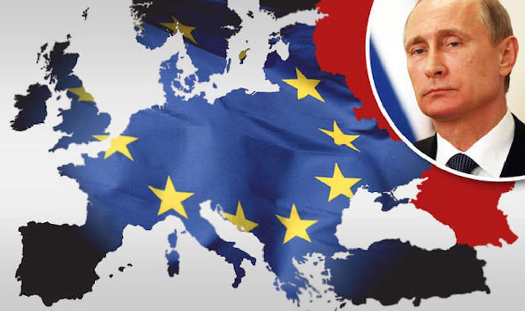 How the European Union Became Divided on Russia