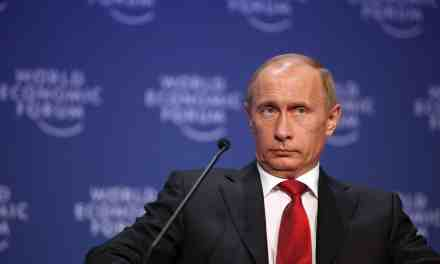 The Remarkable Irrelevance of Russia at Davos