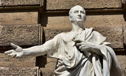 5 Reasons We Should Still Read Cicero