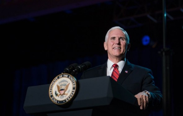 "Pence: Christian Communicators Needed ""More Than Ever"""