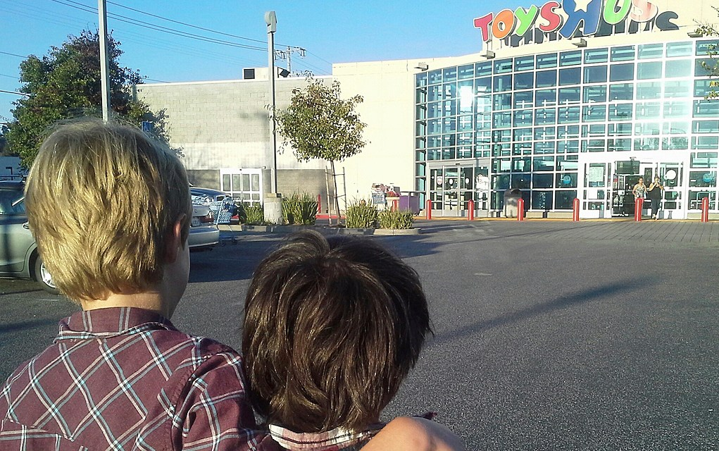 Toys 'R' Us and the Demographic Deficit