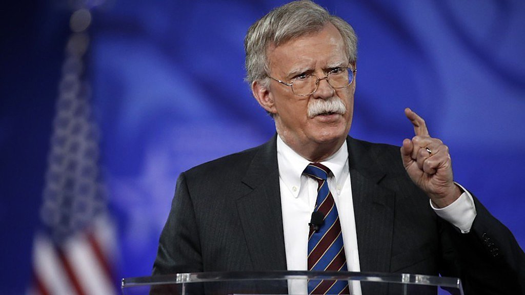 John Bolton and a Reagan Doctrine for Iran