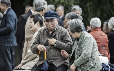 China: Growing Old Before It Can Grow Rich