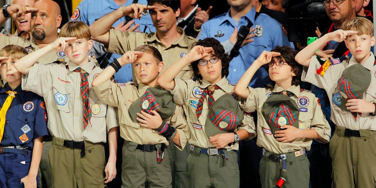 Boy Scouts Change Called 'Co-Ed Political Correctness'