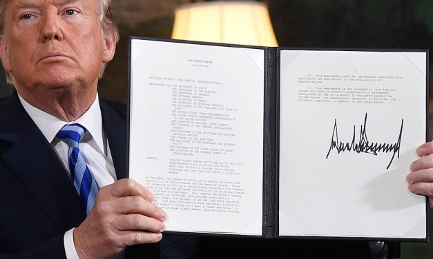 Open Letter From Conservative Leaders: Next Steps After The Iran Nuclear Deal
