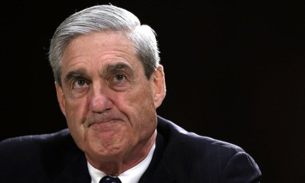 Mueller Must be Stopped to Protect Us All