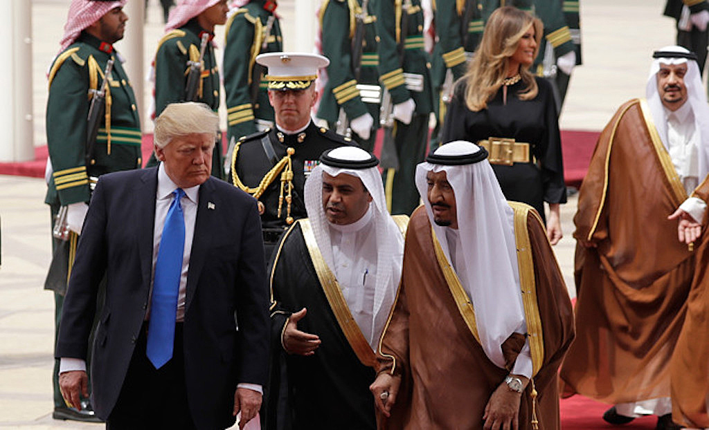 The Trump-Saudi Plan for an Islamic Reformation