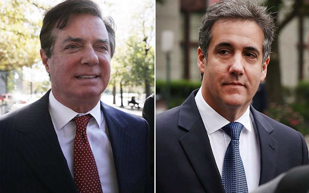 Quick Takes on Manafort and Cohen