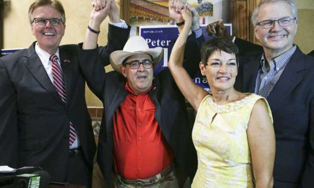 Blue Wave? GOP Takes Texas Senate Seat That's Been Democrat for 139 Years