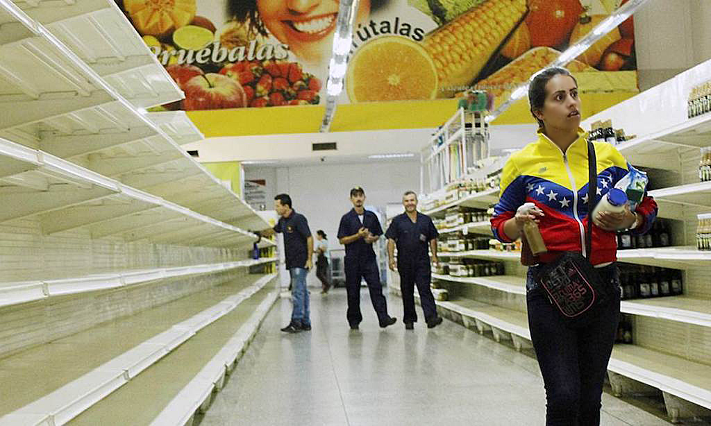 How a Minimum Wage Hike Wiped Out 40% of Venezuela's Stores