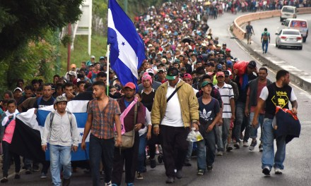The Caravan Attack on America