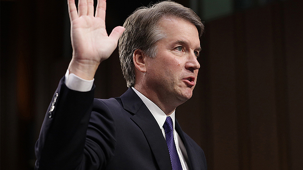 The Kavanaugh Effect and the Election