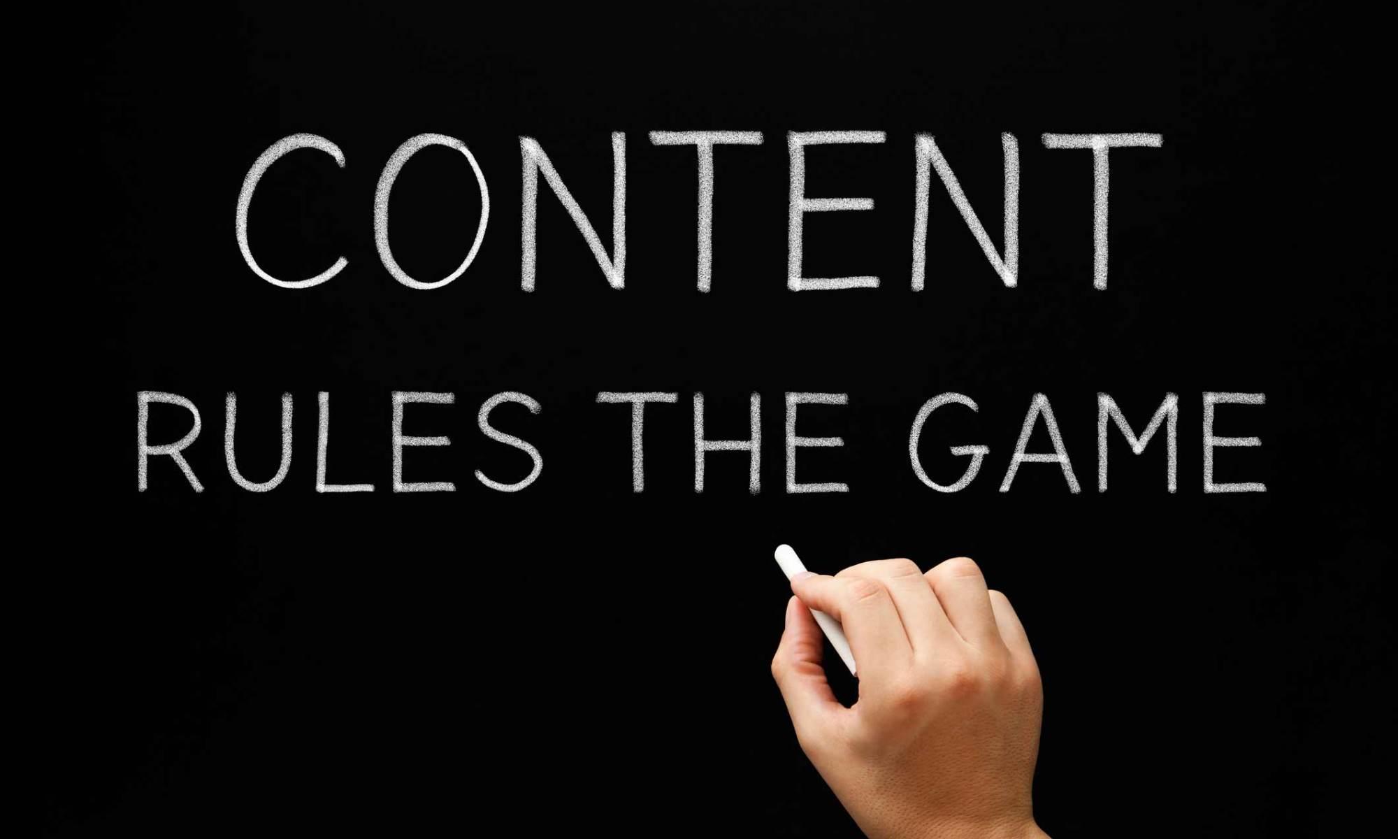 content marketing rodney goldston