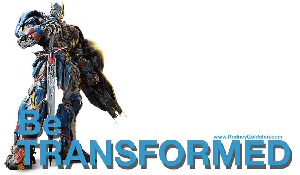 Be Ye Transformed