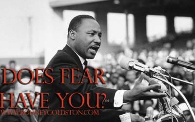 Too Afraid To