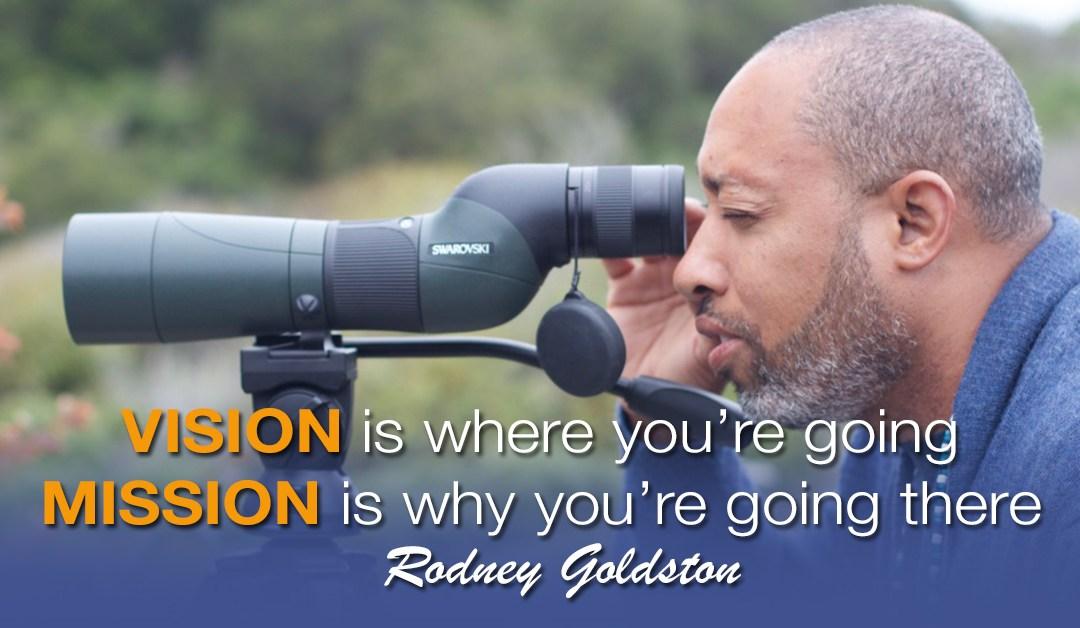 Vision vs Mission