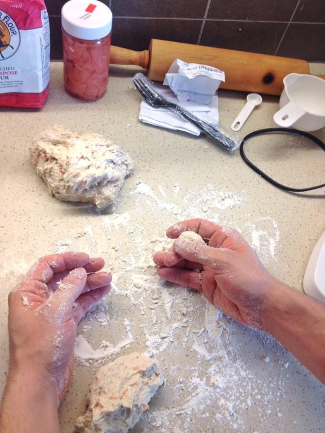 rodney-ingram-making-doughnuts