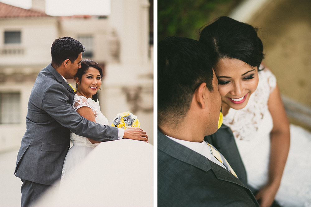 031- Cynthia and David - Beverly HIll Courthouse Wedding