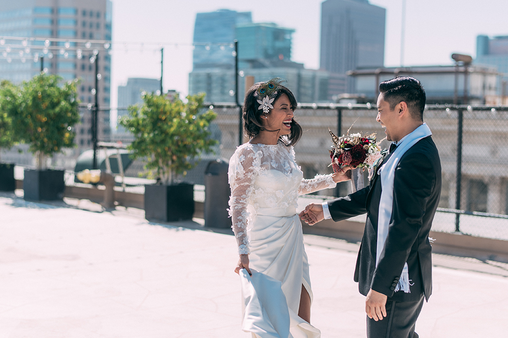 Oviatt Penthouse wedding - 5