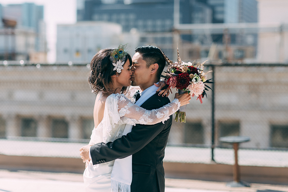 Oviatt Penthouse wedding - 6