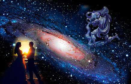Csillagászati randevú Mahabharata