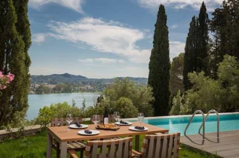 Corfu Private Pool Villa