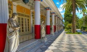 achillionpalace - Corfu Sightseeing