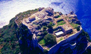 aggelokastro - Corfu Sightseeing