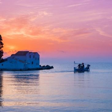 Corfu Sunsets