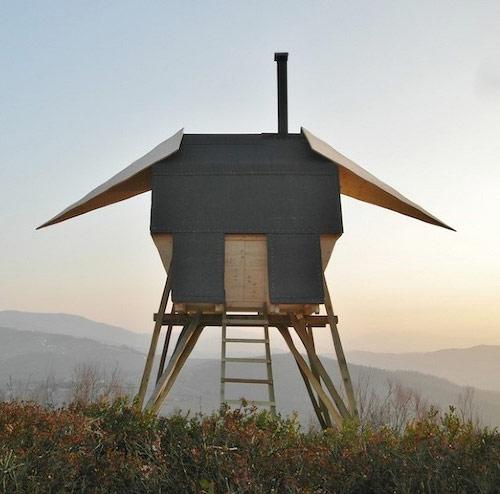 sauna italia capa Sauna mirante nas colinas italianas