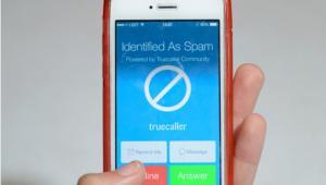 bloquear llamadas desconocidas en iPhone