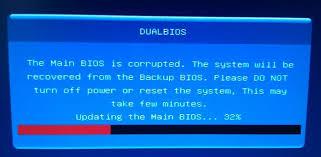 Forçando Recovery BIOS Backup Gigabyte Z97M-D3H - RODRIGO LIRA