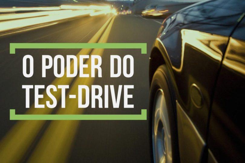 O poder do test drive