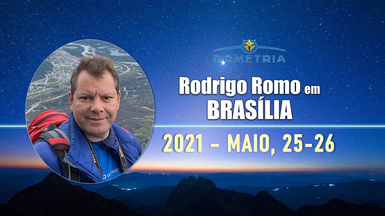 RODRIGO ROMO EM BRASÍLIA – MAIO 2021