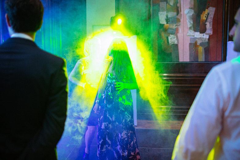 Fotografia de bodas conceptual