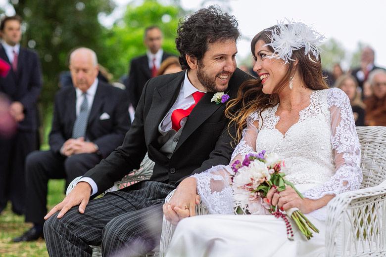 Casamiento de dia en Estancia Carabassa, Pilar