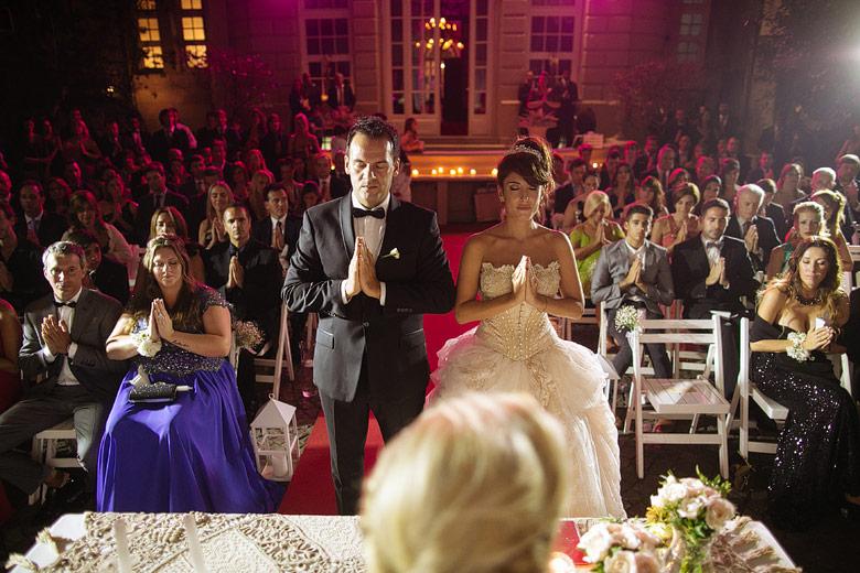 casamiento en Palacio Bencich