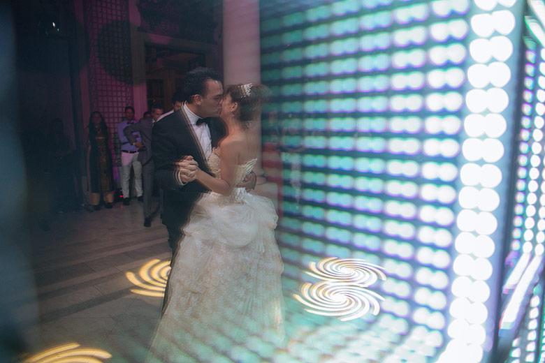 Fotografía artística de casamiento en Buenos Aires