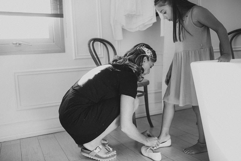 fotos de previas de casamientos con hijos
