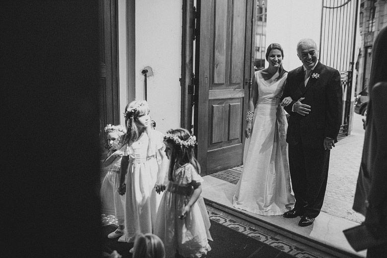 Casamiento en parroquia san ignacio de loyola