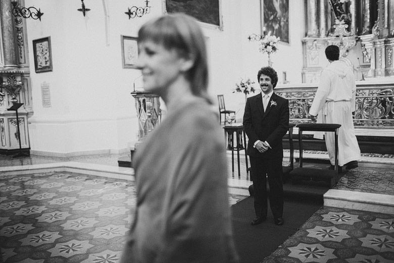 ceremonia casamiento en parroquia san ignacio de loyola