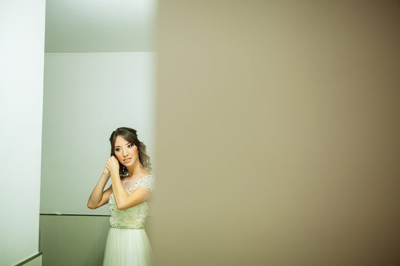Vestido de novia de Sole Zimmer