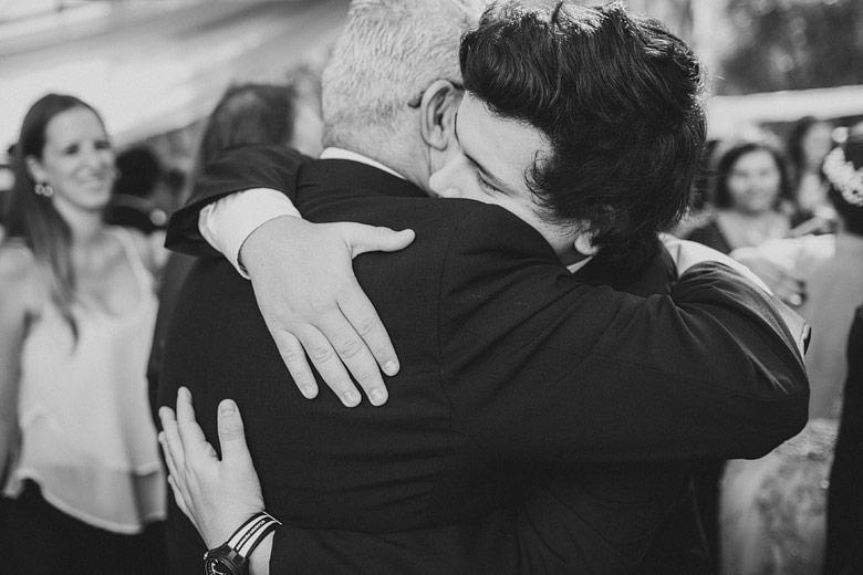 fotografia artistica casamiento blanco y negro