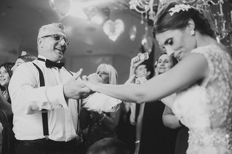 Fotos de casamiento sin pose