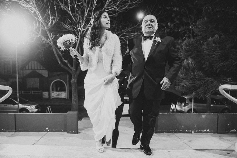 Casamiento en parroquia San Patricio Belgrano